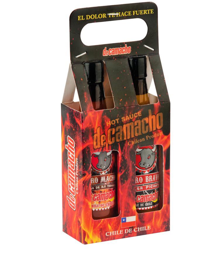 Pack Fuego SKU 20