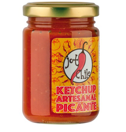 Ketchup Artesanal Picante SKU 45